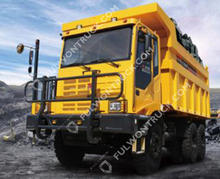 SWD90 Off-road Wide-body Dump Truck Supply by Fullwon