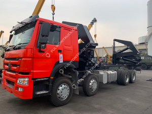 SEENWON 37ton Container Side Lifter Loader