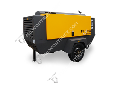 Fullwon Diesel Shift Series Mobile Screw Air Compressor SW330L 8