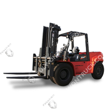 LG100DT Diesel Forklift Supply by Fullwon