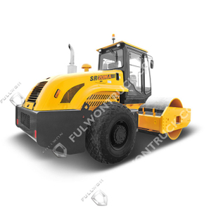 SR20MA/SR20M/SR20MP Mechanical Single-Drum Vibratory Road Roller Supply by Fullwon