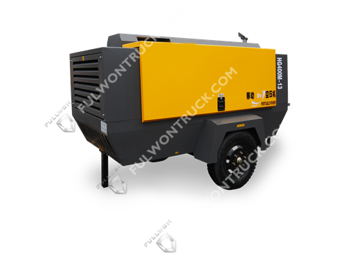Fullwon Diesel Shift Series Mobile Screw Air Compressor SW300M-10