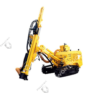 SW610 Crawler Mounted Blasting Borehole Drilling Rig by Fullwon