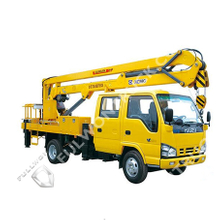 XCMG Folding Jib Aerial Working Vehicle XZJ5063JGK Supply by Fullwonn