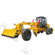 F-series motor grader supply by Fullwon