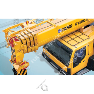 XCMG Mobile Crane QY50K-Ⅱ Supply by Fullwon