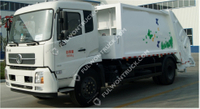 Fullwon Garbage Compactor Truck 13m3(Dongfeng Chassis)