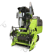 ZOOMLION Cheap Rice Combine Harvester-4LZT-5.0QC