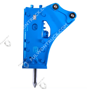 SWEM125 excavator hammer with medium side bracket