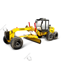 C-series Motor Grader Supply by Fullwon