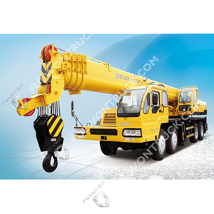 XCMG Mobile Crane QY50B.5 Supply by Fullwon