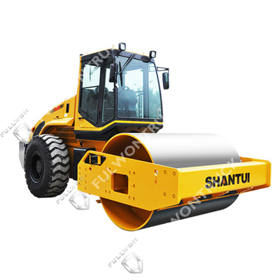 SR14M-2/SR14MP-2 Mechanical Single-Drum Vibratory Road Roller Supply by Fullwon