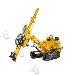 SW590 Crawler Mounted Hydraulic DTH Drilling Rig by Fullwon