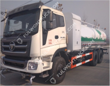 Fullwon Water Tank Truck 14 Cubic (Foton Chassis)