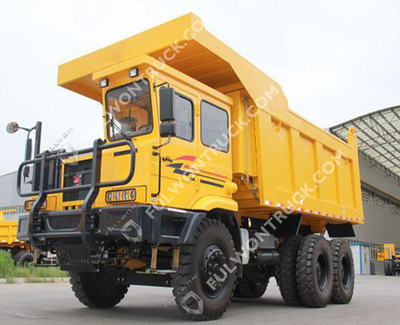 SW855B Off-road Wide-body Dump Truck Supply by Fullwon