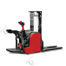 1.4T-1.6T Linde Stand-on Electric Pallet Stacker