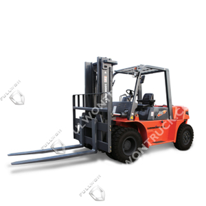 LG60DT Diesel Forklift Supply by Fullwon