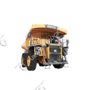 XDE130 Electric Drive Mining Dump Truck Supply by Fullwon