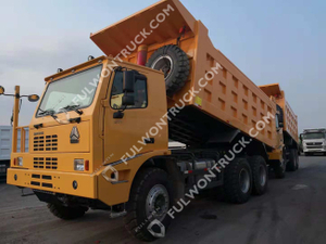 HOVA 6x4 MINING DUMP TRUCK 336HP EUROII Supply by Fullwon