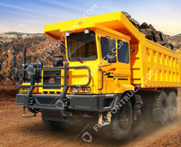 SWD65 Off-road Wide-body Dump Truck Supply by Fullwon