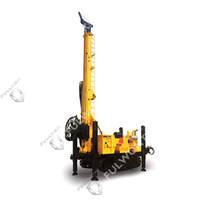 Fullwon SWS1000 Crawler Mounted Versatile Well Drilling Rig