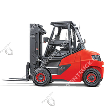 6.0T 8.0T Cheap Linde Electric Forklift Truck