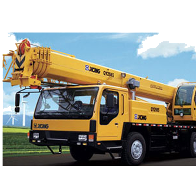 XCMG Mobile Crane QY25K-IISupply by Fullwon