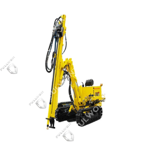 SW358A Crawler Mounted Hydraulic DTH Drilling Rig by Fullwon