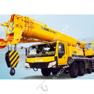 XCMG Mobile Crane QY100K-I Supply by Fullwon