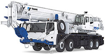 TADANO Cheap Truck Crane - GT-750ER (Right-hand drive)