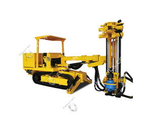 Fullwon Single Boom Face Drill Rig Underground Drilling Rig