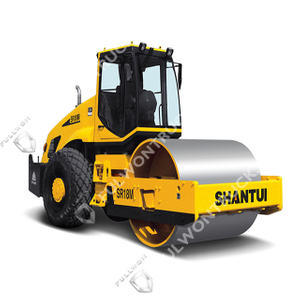 SR18M/SR18MP Mechanical Single-Drum Vibratory Road Roller Supply by Fullwon
