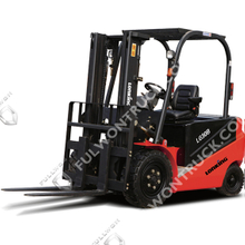 LG30B Electric Forklift Supply by Fullwon