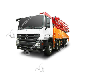 43m Concrete Pump Truck with Benz Chassis Supply by Fullwon