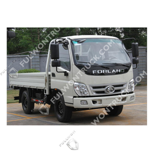Fullwon Forland 5 Tons Euro 2 Cargo Truck