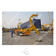 Fullwon New Model MQH37A Self Loader Crane for Sale
