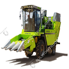 ZOOMLION Cheap Corn Combine Harvester-4YZ-3C1