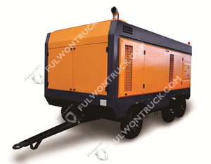 Fullwon New High Pressure Series Mobile Screw Air Compressor