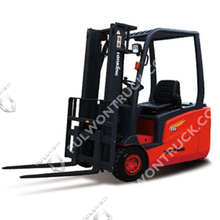 LG16BE Electric Forklift Supply by Fullwon