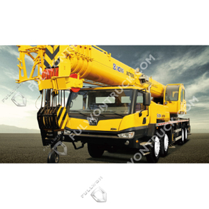 XCMG Mobile Crane XCT50E Supply by Fullwon