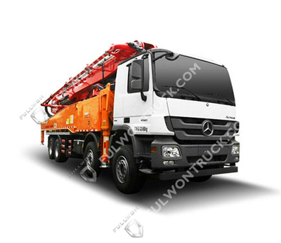 47m Concrete Pump Truck with Benz Chassis Supply by Fullwon