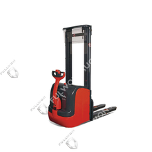 1.4T-1.6T Linde Pedestrian Electric Pallet Stacker